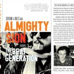 Almighty Sion cassette cover