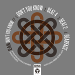 Don't Your Know back cover by Paper Resistance