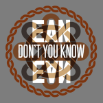 EAN - Don't You Know EP cover by Paper Resistance
