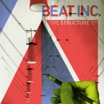 The Structure EP cover front